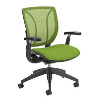 Global Roma Mid-Back Posture Chair