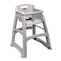 Rubbermaid Sturdy Chair Youth Seat With Wheels