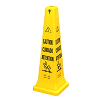 Rubbermaid Safety Cone