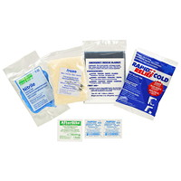 SAFECROSS First Aid Refill Packs