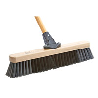 Atlas Graham Furgale Flexsweep Medium-Sweep Push Broom