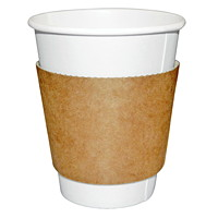 Protective Sleeve For Hot Drink Cups