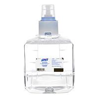 Purell LTX Advanced Moisturizing Foam Hand Sanitizer Refills, 70% Alcohol Content, 1,200 mL, 2/CT