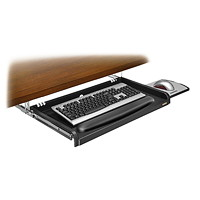 3M Adjustable Under-Desk Keyboard Drawer