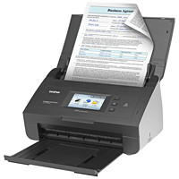 Brother ImageCenter ADS2500W Wireless Network Document Scanner