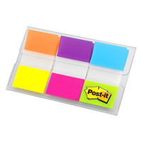 Post-it Standard On-The-Go Message Flags