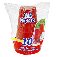 Cafe Express Large Cold Drink Cups