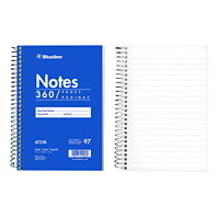 Blueline Note Pad