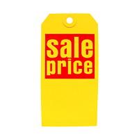Retail #5 Pre-printed Tags