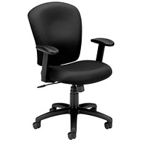 Basyx VL220 Mid-Back Task Chair
