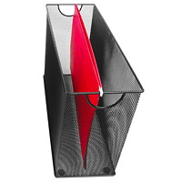 Winnable Black Mesh Desktop Hanging File