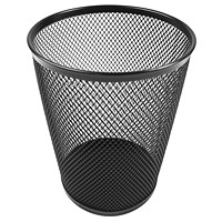 Winnable Black Mesh Jumbo Pencil Cup