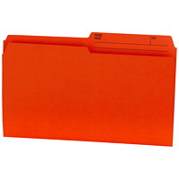 Hilroy Legal-Size Coloured File Folders