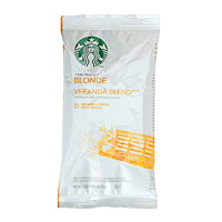 Starbucks Ground Coffee Portion Pack