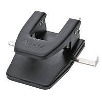Westcott Adjustable 2-Hole Punch