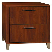 Bush Somerset 2-Drawer Lateral File