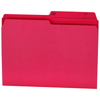 Hilroy Reversible File Folders