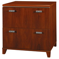 Bush Tuxedo 2-Drawer Lateral File
