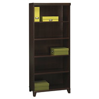 Bush Tuxedo 5-Shelf Bookcase