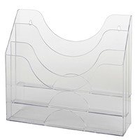 Rubbermaid Optimizer 3-Tier Letter Organizer