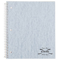Cahier National Extreme White Stuffer Blueline