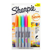 Marqueurs fluorescents Neon Sharpie