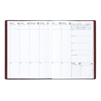 Quo Vadis Trinote Weekly Appointment Planner Refill