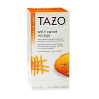 Tisane Wild Sweet Orange Tazo, boîte de 24