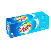 Club Soda Canada Dry