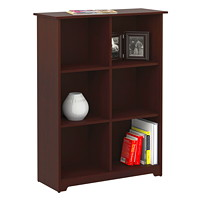 Bush Cabot 6-Cube Bookcase