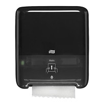 Tork Matic Hand Towel Roll Dispenser, Black