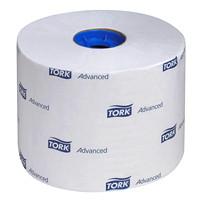 Tork 1-Ply Advanced High Capacity Bathroom Tissue, White, 2,000 Sheets/RL, 36/CT