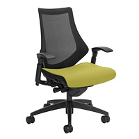 Global Spree High-Back Synchro-Tilter Chair