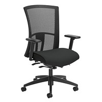 Global Vion Synchro-Tilter Chair