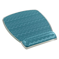3M Designer Series Precise Optical Mouse Pad With Wrist Rest