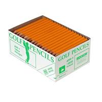 Crayons de golf prétaillés Dixon, corps de 3/16po, boîte de 144