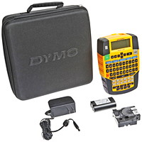DYMO Rhino 4200 Industrial Handheld Label Maker and Carry Case Kit