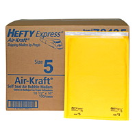 Crownhill Air-Kraft Self-Adhesive Air-Cushioned Bubble Mailers