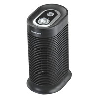 Honeywell HPA060C True HEPA Air Purifier with Allergen Remover for Small Room, Black