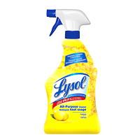 Nettoyant tout usage Lysol, citron, 650ml