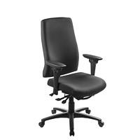 ergoCentric uCentric Ergonomic High-Back Multi-Tilter Chair