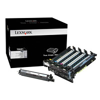 Lexmark 700Z1 Black Imaging Kit (70C0Z10)
