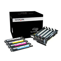 Lexmark 700Z5 Black and Color Imaging Kit (70C0Z50)