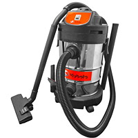 Kubota 8-Gallon Stainless-Steel Vacuum