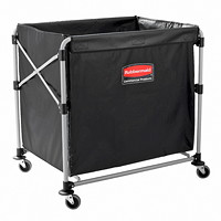 Rubbermaid Executive Collapsible X-Cart