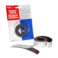 Ruban magnétique platine avec pellicule adhésive Peel 'n Stick FileMode