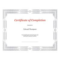 St. James Elite Bond Certificates
