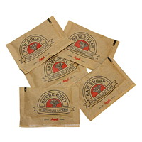 Redpath Sugar Packets, Raw Sugar, 3.5 g, 1,000/CT - Ontario, Quebec and Moncton Residents Only