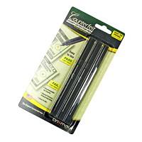 Crayons détecteurs de faux billets Dri-Mark, pour les billets américains, emb. de 3