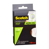 Scotch Indoor Reclosable Fasteners